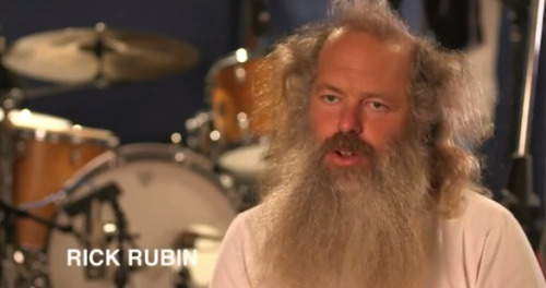 Yes Please!  rollingstone:  Click through and see Rick Rubin give a revealing look into the recording process of Black Sabbath's new record, 13.