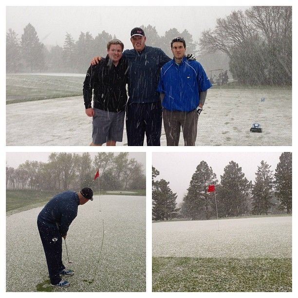 Utah Golf in May! @austynburg @twardle #HiddenValleyCC by bhouse76 http://bit.ly/YmIfxh
