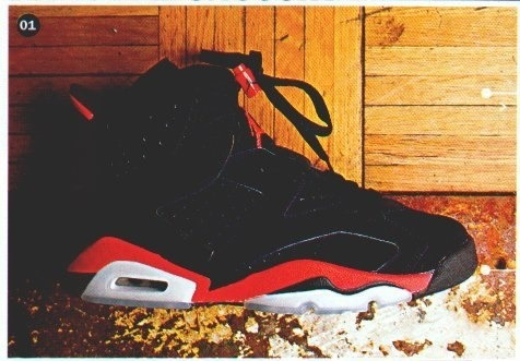 supatomtom:  2000 Air Jordan Infrared VI Sample. These are hotter in my opinion!