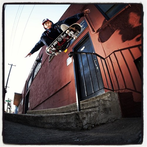 @rodrigotx switch ollie.