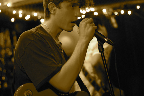mirrorspectrum:  Beach Fossils at Cake Shop - Downtown Music Festival, 5/10/2013 on Flickr.