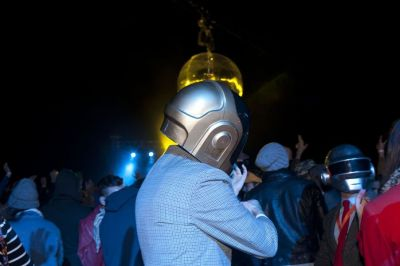 ON OUR SITE: Heather drove to Wee Waa to witness the launch of Daft Punk's 'Random Access Memories' (and then some).