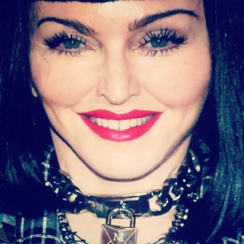 #Madonna looking like her 17 year old #daughter #lourdeslolaleon #epic
