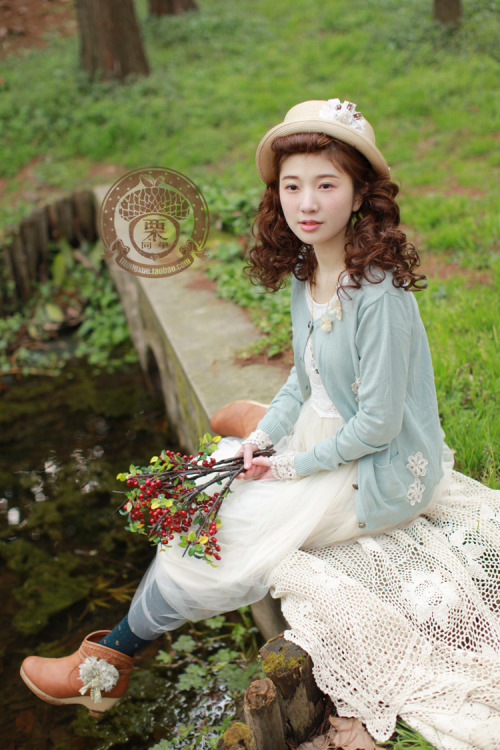 forestfairytales:  Coordinate ~ Litongxue