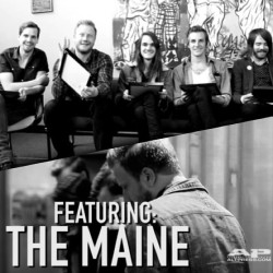 Watch our newest episode of AP Off The Wall with @themaineband on altpress.com/features! #APvideo