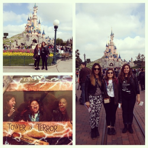 Disney in Paris? I think yes.