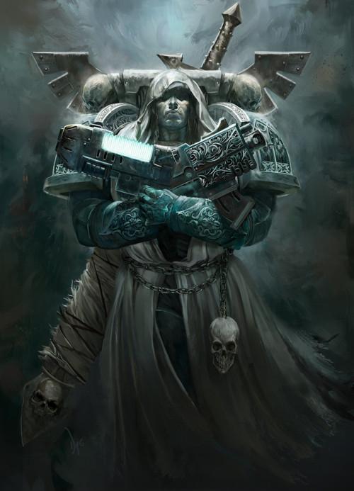 space marines dark angels fallen cypher warhammer warhammer 40k warhammer 40000 40k diana martinez