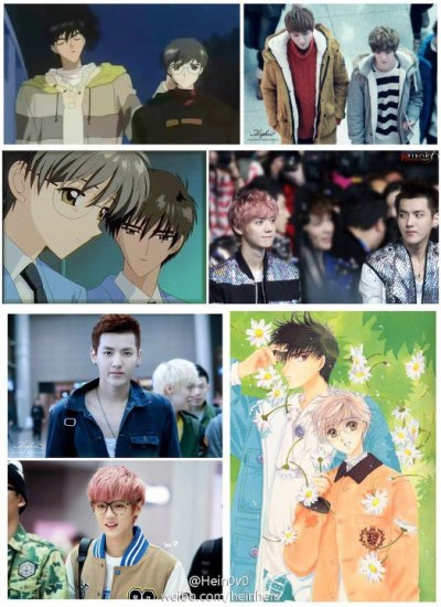 krishan8778:  Anime-like =v=  Wow,cool.Same same><