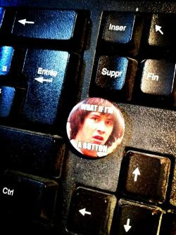 I got this on my keyboard XD