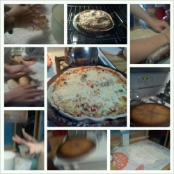 Pizza night!