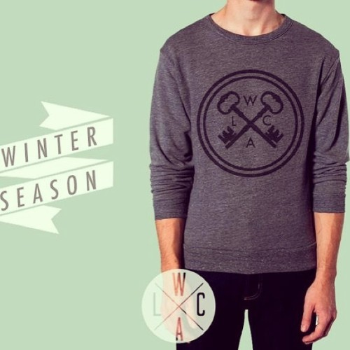 More of the #Winter #Season at http://facebook.com/LUKEClothing #pullover #sweatshirt #dorkysweater #trend #fashion #design #handmade #screenprinting #mexico #LUKE