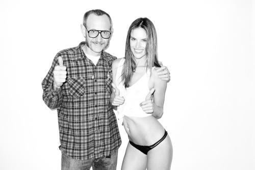 terrysdiary:  Me and Alessandra