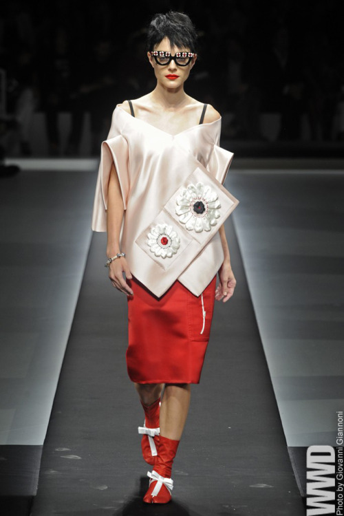 Bridget Foley's Red-Carpet Wish List ADVENTUROUS INGENUE: Prada RTW Spring 2013