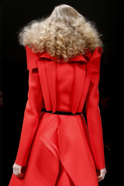 oncethingslookup:  Bottega Veneta Fall 2013 RTW