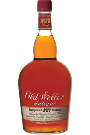 Weller 107.  Captivating, and fit the amount of birthday money I had left to spend.  I like venturing into the world of 40+%, and this really works, particularly iced a bit.  Compares favorably with WT101, which I like for another set of reasons.