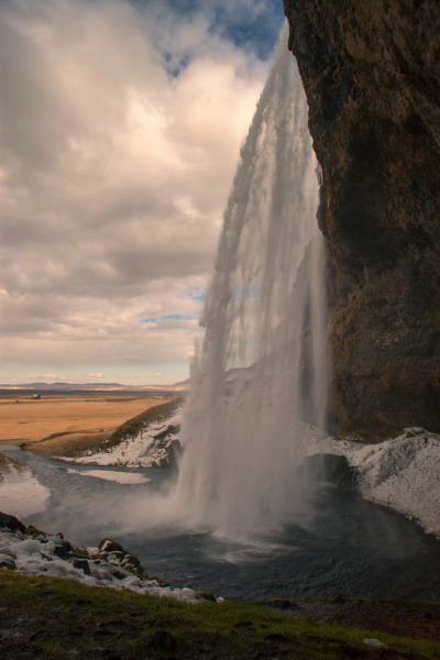 Seljalandsfoss by Rebekka Plies