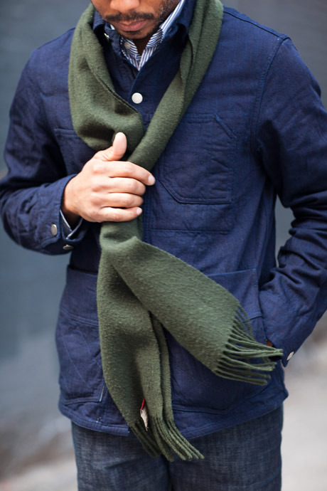 details:  Street Style: The Freemans Sporting Club Look  Today's daily street style post on details.com (the cfda reblogged this. How fun. : ) )