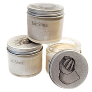 ITEM OF THE DAY: JUST SHEA BEAUTY PRODUCTSby Sarah Heyward http://bit.ly/X1Edrn