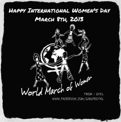 Happy International Womyn's Day, people.