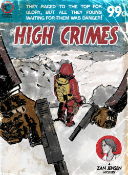 highcrimescomic:  3 Days