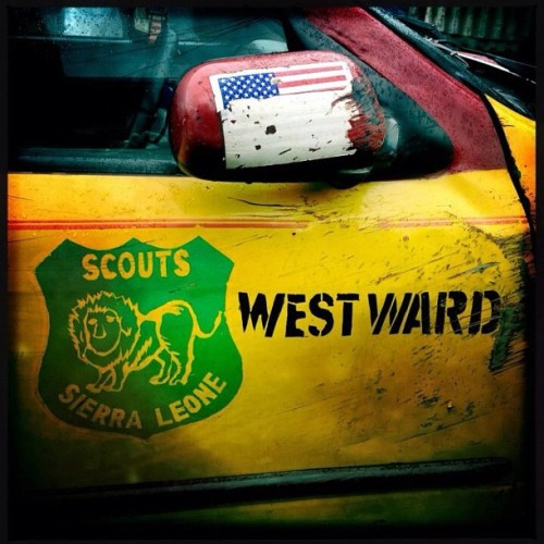 Taxi in Freetown, Sierra Leone, Aug. 18, 2012. Photo by Holly Pickett @hollypickettpix #freetown #sierraleone #taxi #transportation #traffic