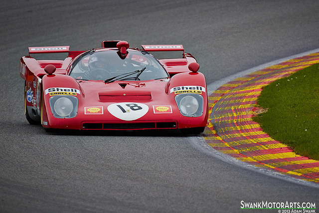 wellisnthatnice:  1970 Ferrari 512M by autoidiodyssey on Flickr.