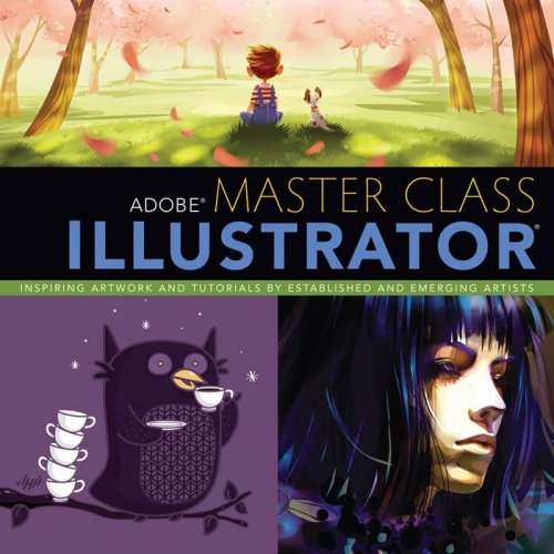 Get a 35% dicscount on the new book Adobe Master Class: Illustrator!Just go to htttp://www.crisvector.com and click in the promotion link with the coupon code. Have fun!
