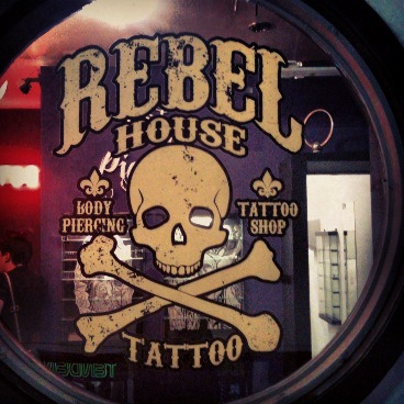 Rebel House Tattoo Studio