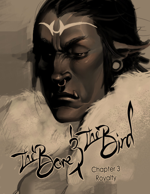 cover for Bore and the Bird