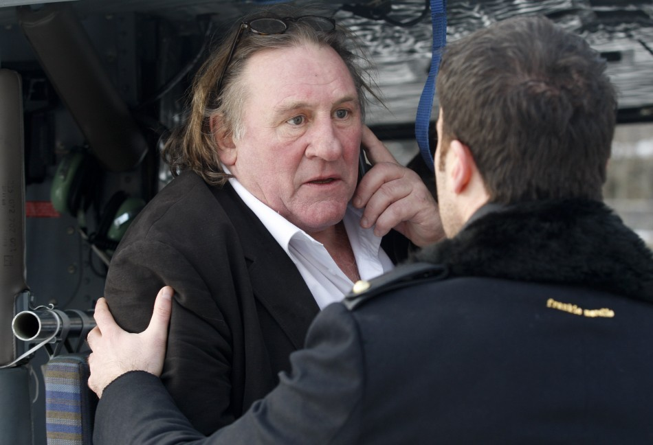 """French actor in Russian exile Gerard Depardieu has slammed the feminist punk band Pussy Riot and other  opponents of Vladimir Putin, claiming that the controversial president is the personification of the country's complex and fascinating national character."""