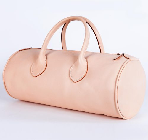 "SS2013 Sneak Peek! Charoussas ""Large Tube Leather Bag"": sometimes the best things are the simplest."