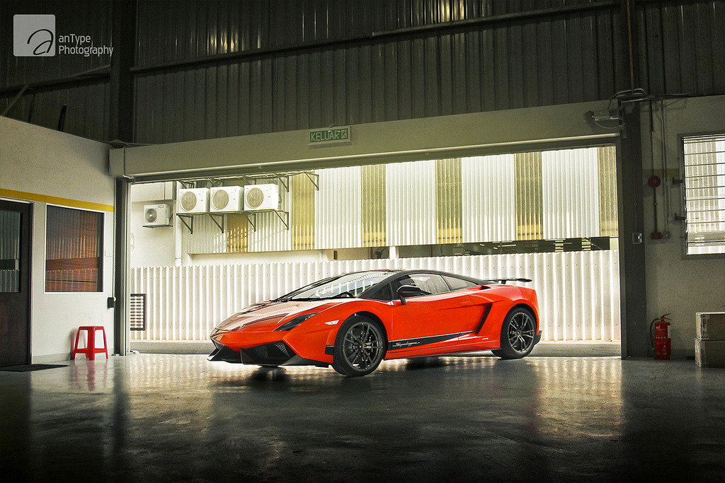 blackdiamond18:  Lamborghini Gallardo LP 570-4 Superleggera Edizione Tecnica