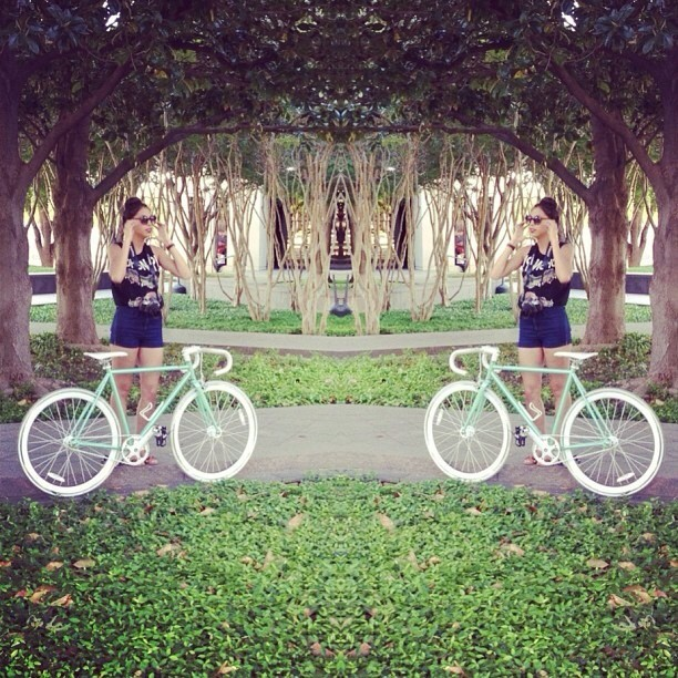 statebicycle:  @yaribear and the Vice looking twice as nice! #statebicycleco