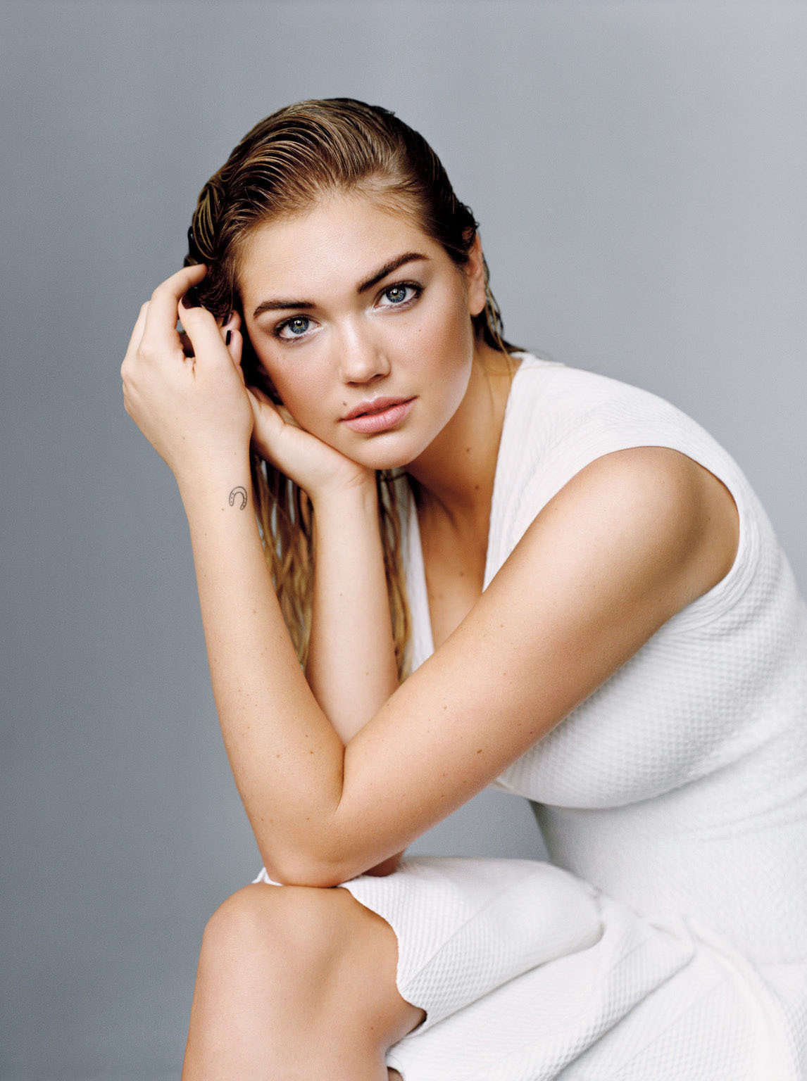 bohemea:  Kate Upton - Vogue UK by Alasdair McLellan, January 2013
