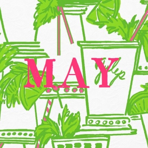 little-miss-southern-belle:  Happy May, y'all!