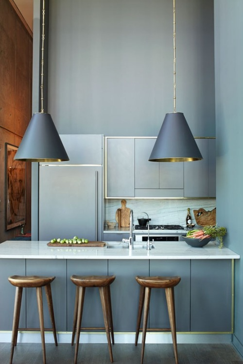 Kitchen By Interior Designer Athena Calderone PhotographyBy Christopher Sturman