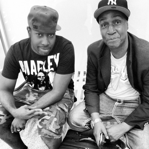 Hip hop then and now. Sitting w/ a legend. Grand Master Flash on the way to Jamaica. #hiphop #legend #imgood #furiousfive #themessage #lehgo (at Hartsfield-Jackson Atlanta International Airport (ATL))