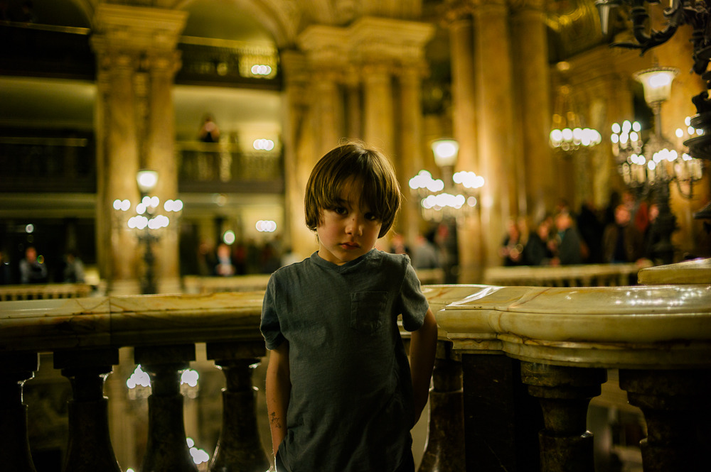 James. Intermission at the Palais Garnier.  (Leica M9-P | 1/45 sec, f/1.4, ISO 160, 35mm)