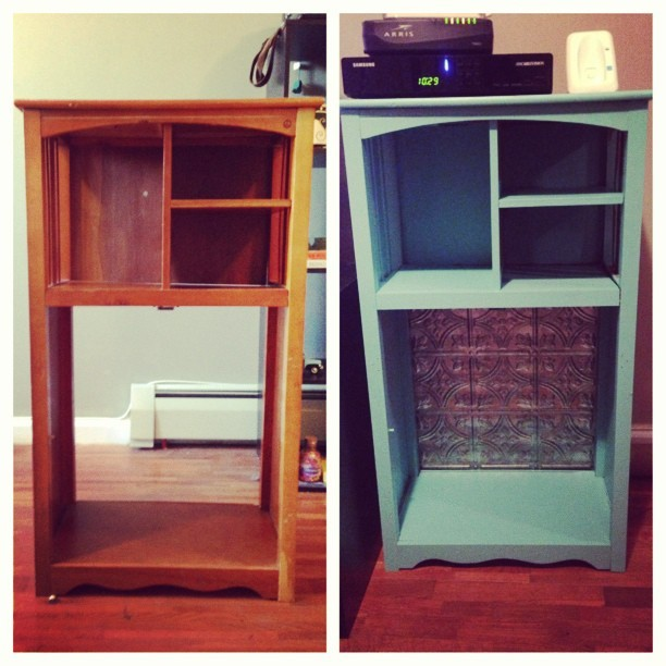 Much better. #DIY #beforeandafter