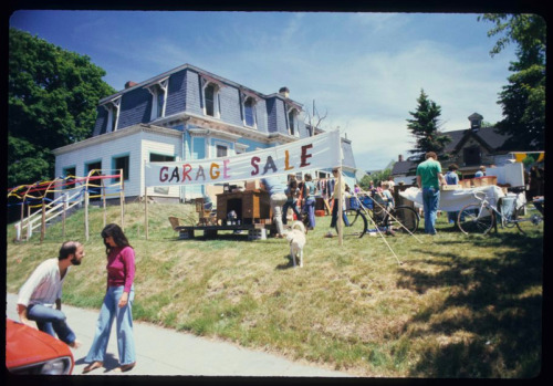 34th Annual Garage Sale - 40+ households participating! Antiques, furniture, tools, household and baby items, architectural details and miscellany displayed in carriage houses, porches and lawns throughout one of Dorchester's most charming neighborhoods (if we say so ourselves). Delightful atmosphere, friendly people and great bargains, of course.   Join me in Dorchester for the huge yard sale. It's right off the Red Line. Check out their facebook. Cheers, Polaroidtransfers.