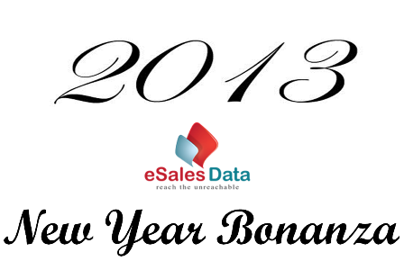 esalesdata1:  New Year Bonanza: eSalesData Reloaded with Fresh Top Official List