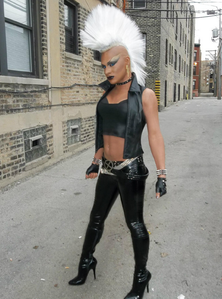 cosplayingwhileblack:  X Character: Storm Series: X-men SUBMISSION