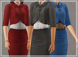 Remisims shared a new outfit for the ladies over at GoS :3