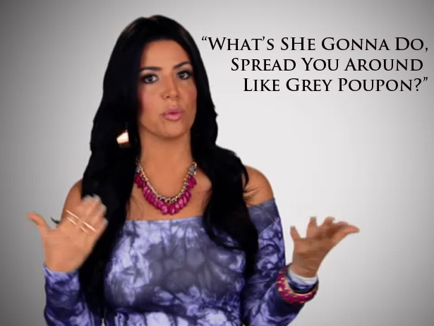 EXCLUSIVE: Ramona Rizzo Recaps Mob Wives Episode 2