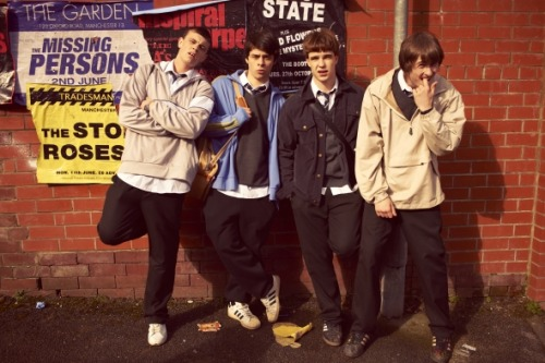 Pic from Spike Island (2013), upcoming film based on the Madchester era.