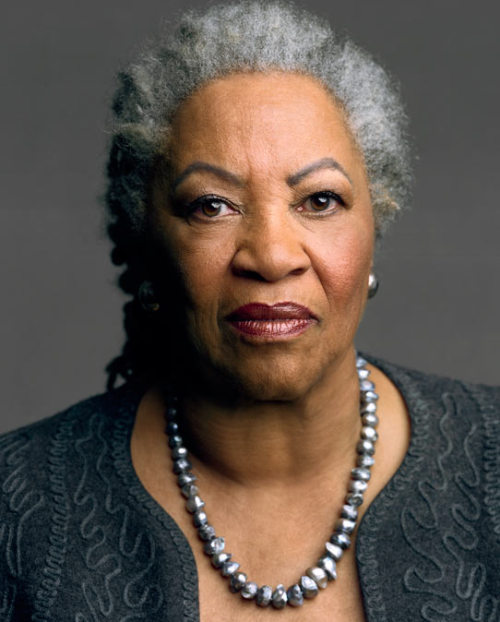 "The great Toni Morrison, the U.S.'s only living winner of the Nobel Prize for Literature, is 82 today.  I love all of Morrison's books, but Song of Solomon (which I first read in high school) and Sula (which I first read as a freshman in college) have been particularly important to me. Both those books have done so much to shape my feelings about what fictions can accomplish, and how much they can matter in the real lives of their readers. A couple lines that have stuck with me through the years: ""What difference do it make if the thing you scared of is real or not?"" Pilate, in Song of Solomon. ""Love is never better than the lover,"" -Claudia, in The Bluest Eye"