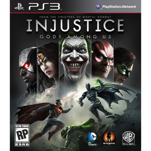 """Injustice: Gods Among Us"" Video Game Talkback (Spoilers)http://www.toonzone.net/forums/video-games/303177-injustice-gods-among-us-video-game-talkback-spoilers.html"