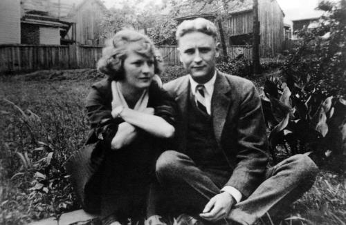 cette-coquette:  F. Scott and Zelda Fitzgerald
