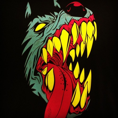 """Roar!"" by Arace  on sale for only $15 (at www.designbyhumans.com)"