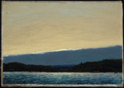 "Sketch for ""Morning Cloud"", 1913Tom Thomson Canadian, 1877 - 1917Oil on canvasOverall: 17.8 x 25.3 cmGift of Mrs. Doris Huestis Mills Speirs, Pickering, Ontario, 1971© 2013 Art Gallery of Ontario"